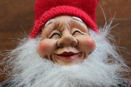 娃娃, 男侏儒, 挪威语, gnome