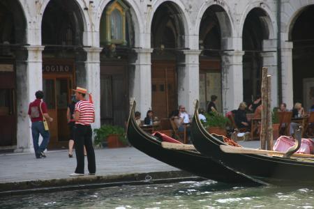 威尼斯, 意大利, 欧洲, 运河, 威尼斯人, 威尼斯, 旅游