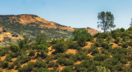 del 波多黎各峡谷, 山脉, 景观, 风景名胜, 自然, 外面, 国家