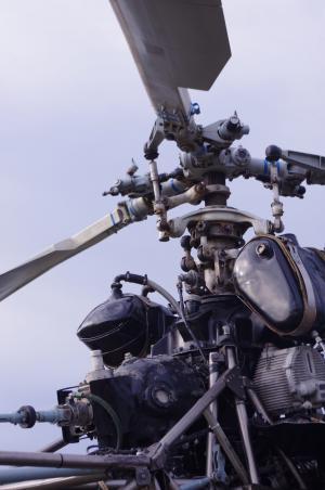 直升机, 螺旋桨, 叶片, 航空, 飞机, 银泰坦, 详细信息