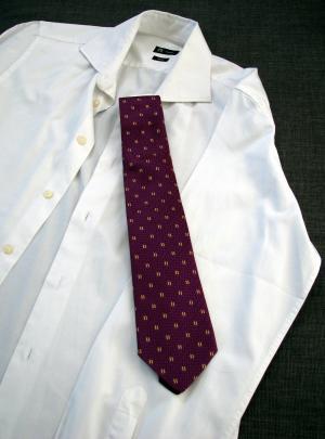 衣服, 领带, 服装, 衬衫