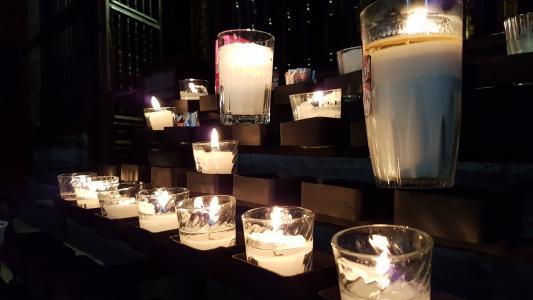 蜡烛, 光, 火焰, 和平, 蜡烛, 庆祝活动, 晚上