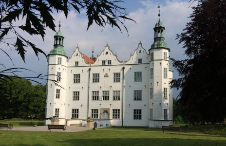 城堡, 堡, 感兴趣的地方, 德国北部, 从历史上看, 建设