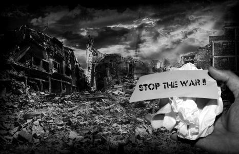 战争, 战区, 难民, 疼痛, 无奈, 人的尊严, 逃生