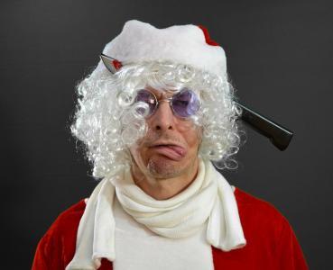 讽刺, 圣诞节, 圣诞节, 圣诞节杀死, 圣诞节是致命的, 圣诞老人, 尼古拉斯
