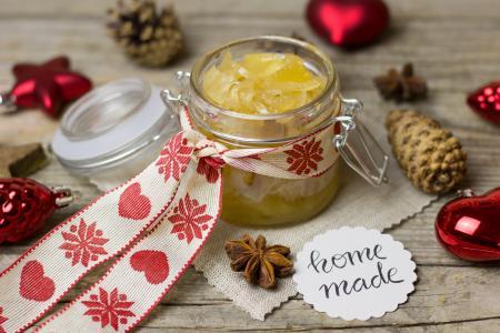 苹果, 洋葱, 酸辣酱, 酱汁, 倾角, 调皮, 圣诞节