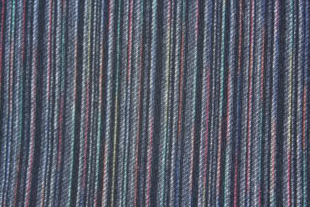 条纹, 背景, 蓝色, 白色, 黑色, 纺织, 纹理