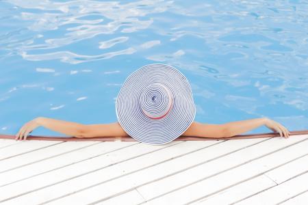 游泳池, 游泳, 游泳池, 放松, 弛豫, 放松, 水疗中心