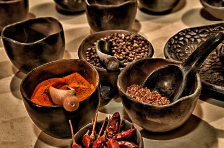 香料, 辣椒, 辣椒粉, 辣椒, 粉, 辣椒, 粮食