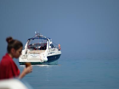 小船, 大, 夏季