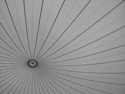 圆顶, 帐篷, 线条, 模式