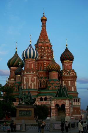 圣巴兹尔大教堂, 华丽, 装饰, 红色和白色, 七彩炮楼, 塔, 圆顶
