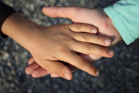 手, 儿童, 儿童, 手, 孩子的手, 手指, 信任