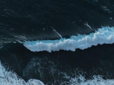 海, 波, 网上冲浪, 大浪, 泡沫, 喷雾, 自然