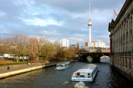 柏林, 电视塔, 狂欢