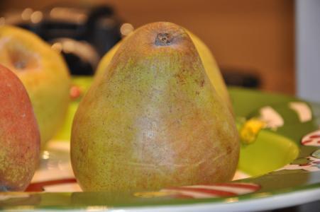 梨, 梨子, fr, 水果, 新鲜, 食品, 有机