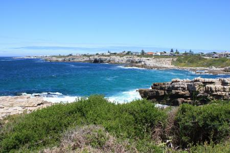 南非, 赫曼纽斯海岸, 自然, 赫曼纽斯, 海洋, 景观, 海岸