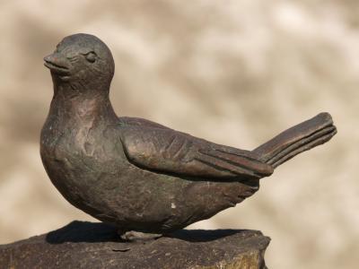 鸟, 演员, 铁, 动物