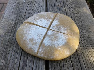 面包, 食品, 面包