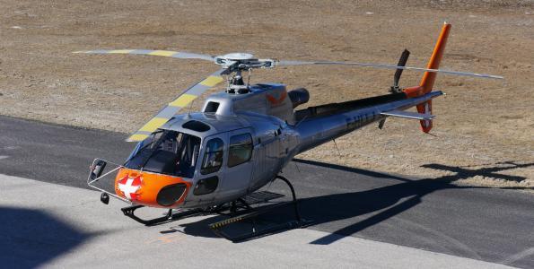 直升机, 飞, 库尔舍维勒, 飞行器, 飞机, 运输