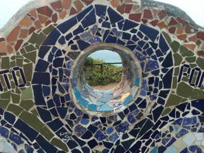 石灰, 广场, 诗歌, 马赛克, 艺术, 秘鲁, 建筑