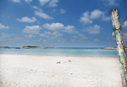 海滩, 夏时制, 田园, 岛屿, 景观, 自然, 海洋