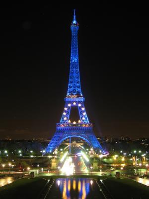 建筑, 巴黎, 欧洲, 城市, 法国, 塔, 法语