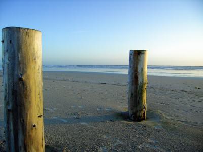 恢复, 海滩, 宁静, 海, 海岸线, 自然, 沙子