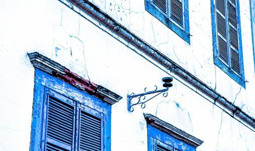 窗口, 首页, 房屋, 大厦, 立面