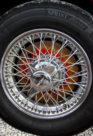 自动, 汽车轮胎, 车轮, 辐条, rim 公司, 金属, 成熟的