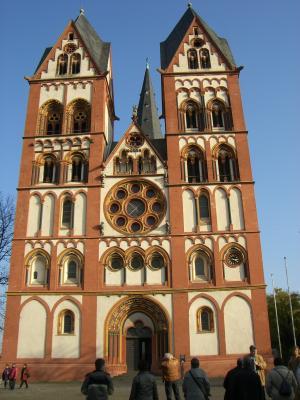 教会, dom, 林堡 dom, 建筑, 大教堂, 宗教, 著名的地方